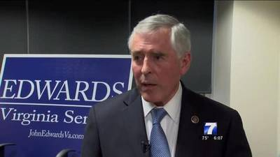 News video: Edwards to seek sixth term in General Assembly
